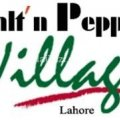 Salt' N Pepper Village Logo