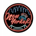 New Yorker Pizza Logo