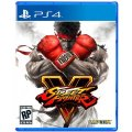 treet Fighter V For PS4