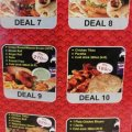 Jameel Fast Food Menu