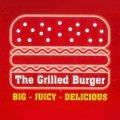 The Grilled Burger logo