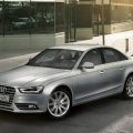 Audi A4 Saloon Over view