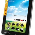 Crown Tablet PC CM-B850 Front image 1