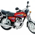 Asia Hero 125cc Self Start 1