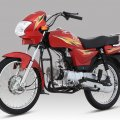 Zxmco ZX 100 CC Shahsawar Red