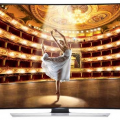 Samsung 55HU9000 55 inches Curved Tv