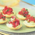 Pineapple Salsa Canapes Recipe