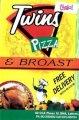 Twins Pizza & Broast Logo