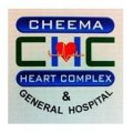 Cheema Heart Complex Logo