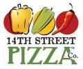 14th Street Pizza logo