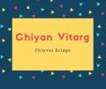 Chiyan Vitarg Name Meaning Chinvat Bridge