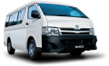 Toyota HiAce 3.0 COMMUTER DUAL A/C Overview