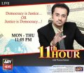 11th Hour With Waseem Badami Main Image