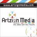 Artzign Media Logo