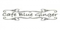 Cafe Blue Ginger Logo