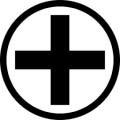 C.D.F Hospital logo