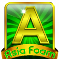 Asia Foam Logo