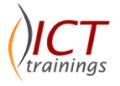 ICT Trainings Logo