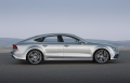 Audi A7 2016 Side View