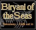 Biryani of the Seas Logo