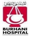 Borhani Hospital logo