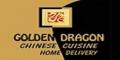 Golden Dragon Chinese Logo