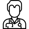 Dr. Raheel Hussain logo