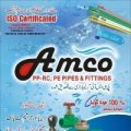 Amco pprc pipe & fittings Logo