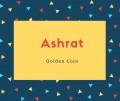 Ashrat Name Meaning Of Mark,Sign