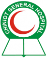 Chiniot General Hospital logo