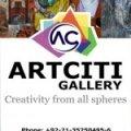 ARTCITI Art Gallery Logo