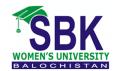 Sardar Bahadur Khan Women's University