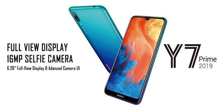 Huawei Y7 Prime (2019) - Price, Reviews, Specs, Comparison
