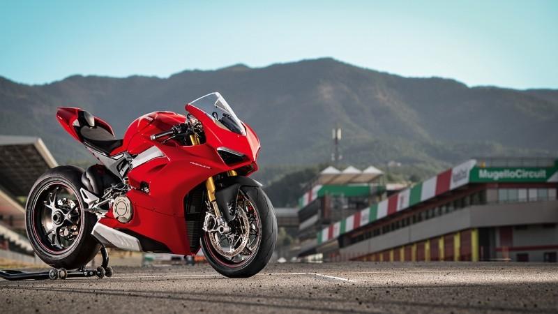 Ducati Panigale V4 - looks
