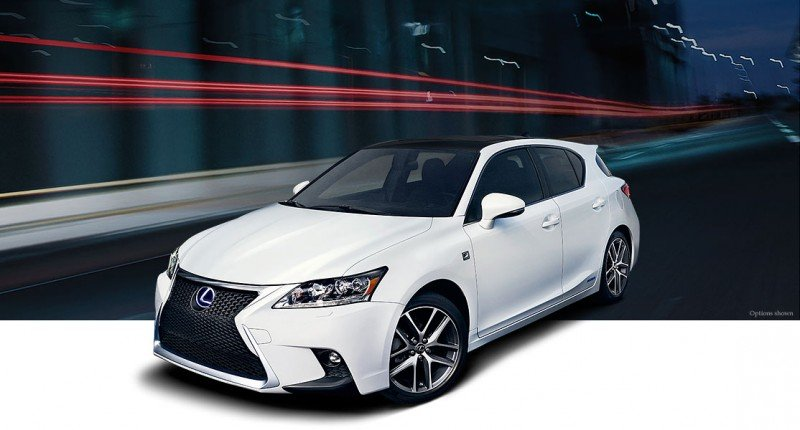 Lexus Ct200h F Sport Price In Pakistan Review Features Images
