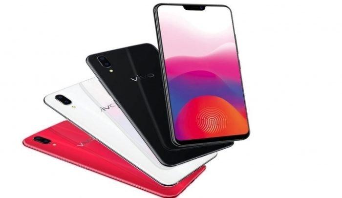 Vivo X21i - Price, Comparison, Specs, Reviews