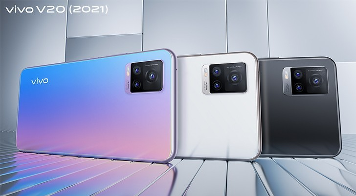 Vivo V20 2021 - Price, Specs, Review, Comparison