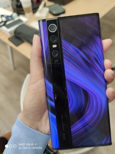 Xiaomi Mi Mix Alpha Price, Specs, Comparision