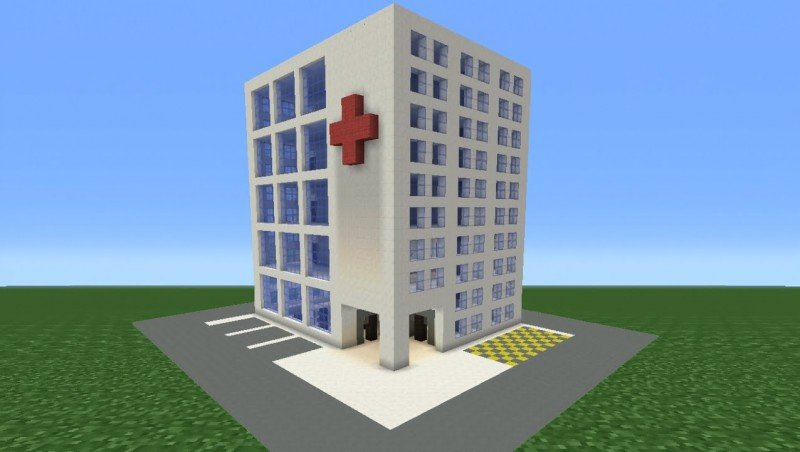 Omer Arshad Hospital Building