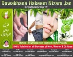 Dawakhana Hakeem Nizam Jan cover