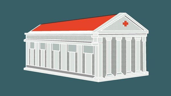 Kharadar General Hospital- Cover
