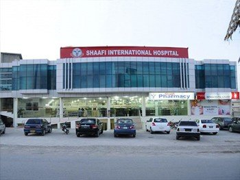 Shaafi International Hospital Outside View