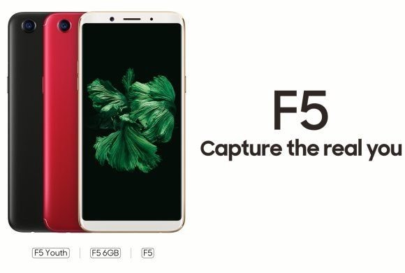 Oppo F5 Price, Reviews, Comparisons