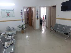 China Acupuncture Center & Chinese Clinical Lab cover