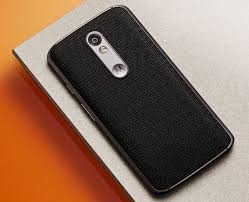 Motorola Moto X Force Back View
