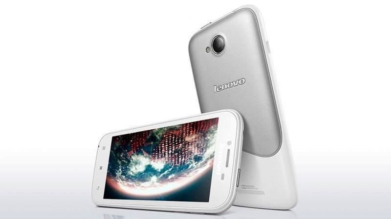 Lenovo A706 - full phone information