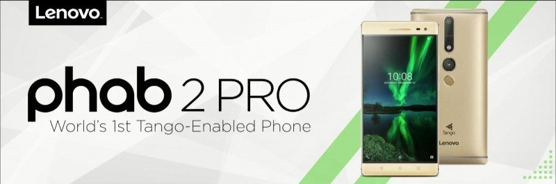 Lenovo Phab2 Pro - price in pakistan