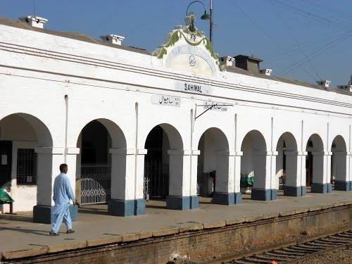 Sahiwal Railway Station 9