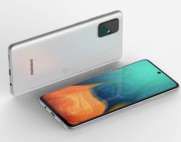 Samsung Galaxy A71 Price, Specs, Comparision