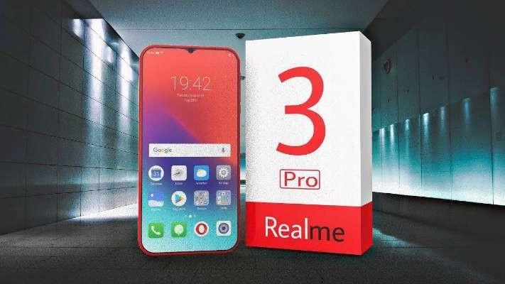 Realme 3 Pro - Price, Reviews, Specs, Comparison